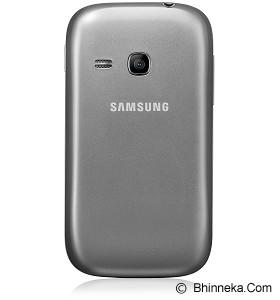 SAMSUNG Galaxy Young [GT-S6310] (Garansi Merchant) - Silver - Smart Phone Android